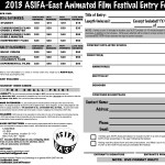 2013 ASIFA-East Animated Film Festival Now Accepting Entries!!