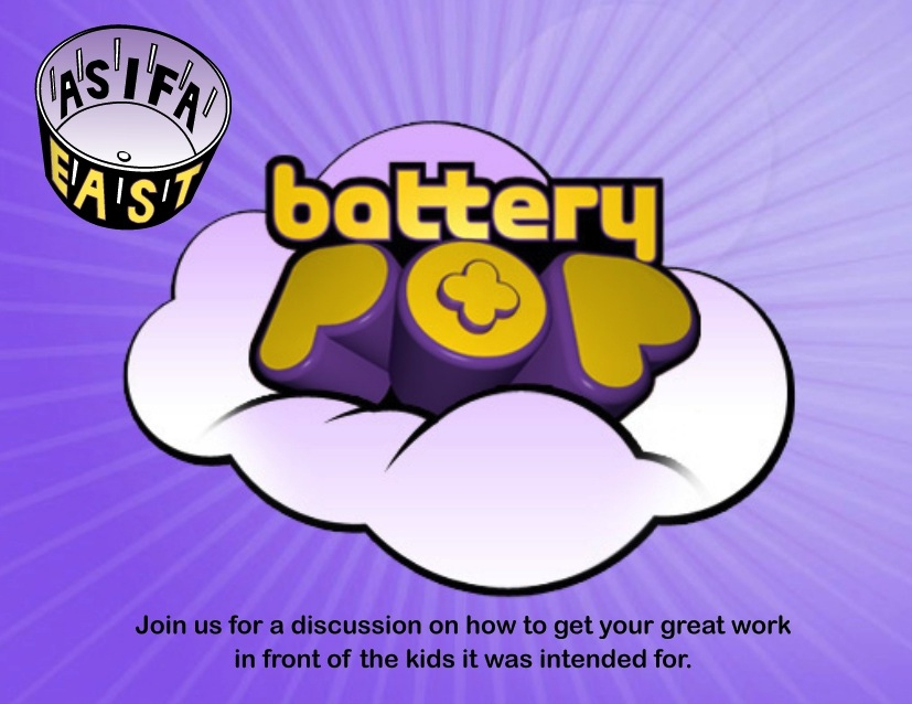 ASIFA-East Presents An Evening with batteryPop 3/4 at M1-5