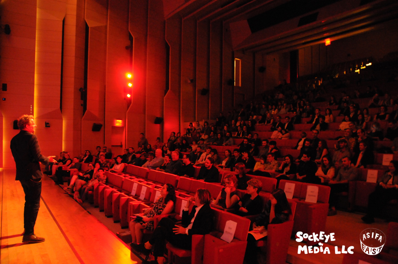 Thanks for celebrating the 46th Annual ASIFA-East Animation Festival Awards!