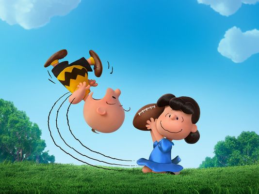 The Peanuts Movie!