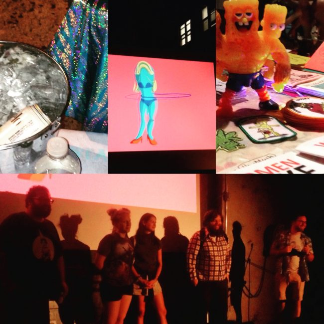 Dirty Morning Cartoons - Q&A with Rob Yulfo, Leah Shore, Lena Greene, Preston Spurlock, and host James Belfer (Cartuna)