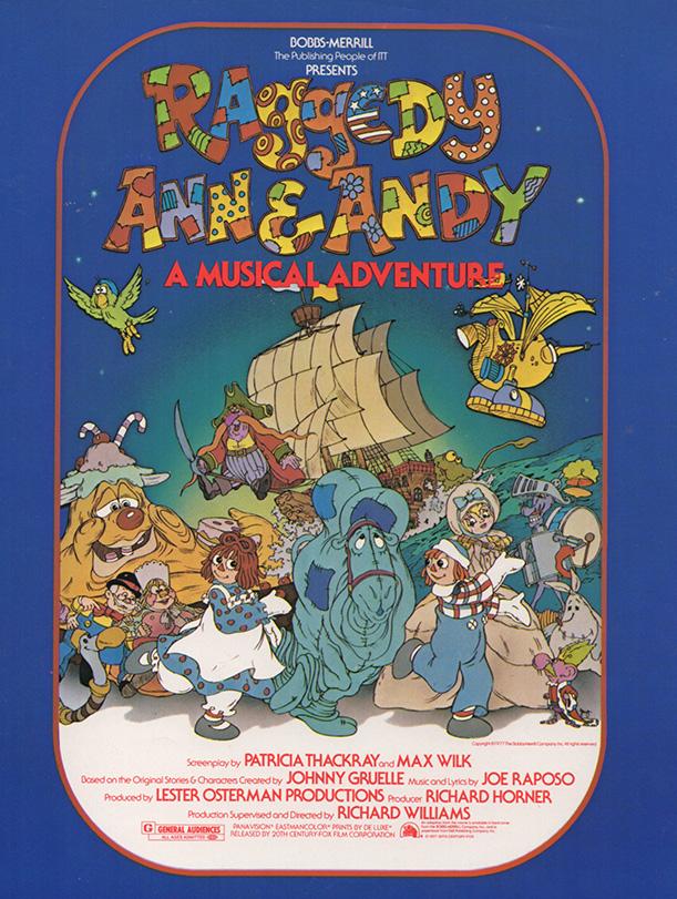 Raggedy Ann poster
